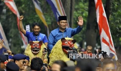 7 Alasan Ridwan Kamil Maju Cagub Jabar