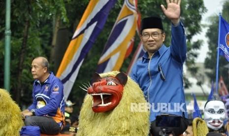 Dukungan Nasdem untuk Ridwan Kamil Bisa Beri Keuntungan Ganda