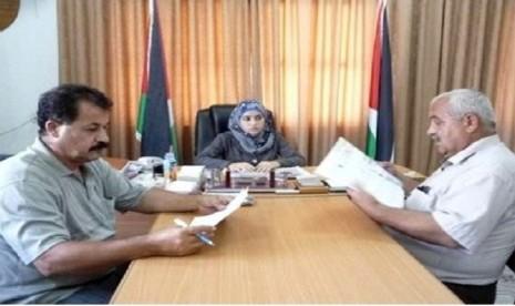 Walikota Termuda di Dunia Ada di Palestina