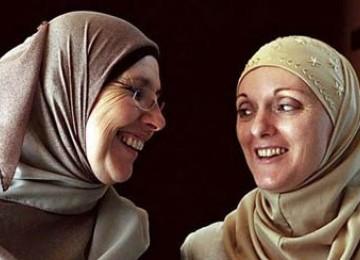 Wanita Muslim Mancanegara