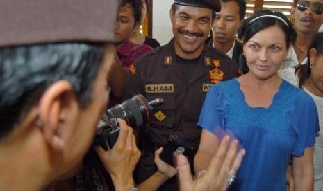 Grasi untuk Corby Bukti Indonesia Takluk dengan Australia