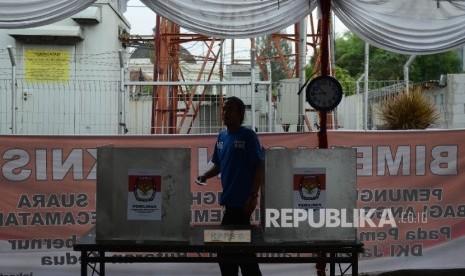 Bawaslu DKI: Pelaksanaan PSU di Dua TPS Sudah Sesuai Aturan