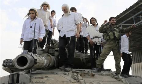 Warga Israel Pesimis dengan Pemilu Mendatang