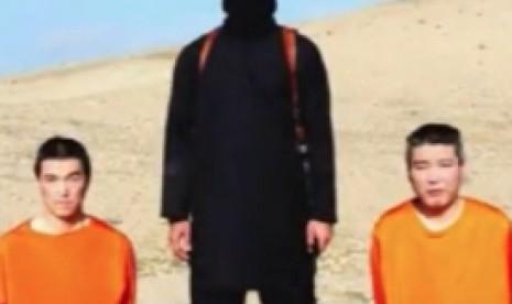 Warga Jepang yang ditawan ISIS