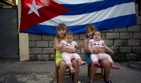 Indonesia Sambut Baik Normalisasi Hubungan AS-Kuba