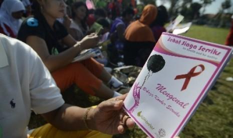 Koalisi Indonesia Cegah Kanker Serviks Dideklarasikan