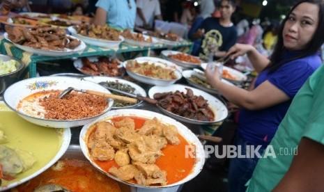 Kampung Kreatif Ramadhan di Gorontalo Ramai Didatangi Warga