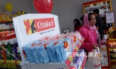 Koperasi Syariah 212 Luncurkan Kita Mart Perdana di Bekasi