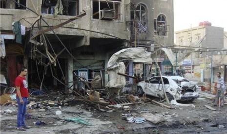 Bom di Malam Tahun Baru Islam, 15 Orang Tewas