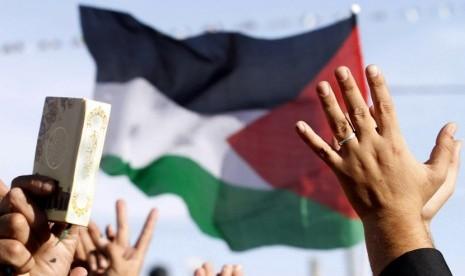 Warga Israel Setuju Palestina Merdeka