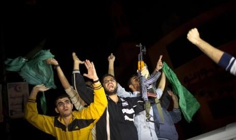 Iran: Kemenangan Palestina Permalukan AS dan Eropa