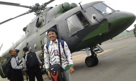 Wartawan Republika, Erik Purnama Putra