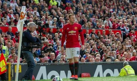 Rooney Bertekad Buktikan Kemampuan pada Sisa Musim