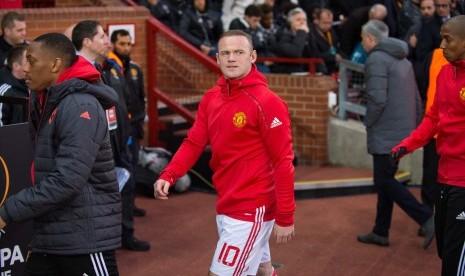 Rooney Percaya Diri Bisa Terus Bermain