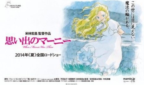 When Marnie was There' Jadi Proyek Terbaru Studio Ghibli