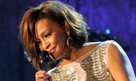 Album Live Whitney Houston Segera Dirilis