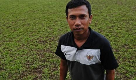 Sriwijaya FC Ganti Pelatih Widodo Cahyono Putro