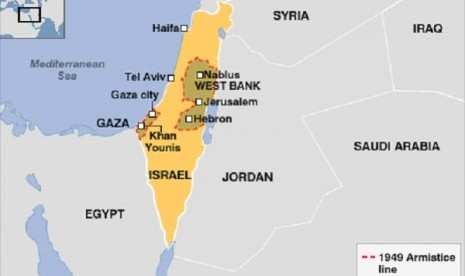 Zionis Galau: Pilih Argentina atau Palestina (4)