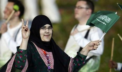 Diminta Copot Jilbab, Atlet Arab Saudi Ancam Mundur