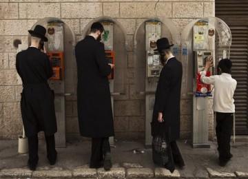 Yahudi ortodoks di Jerusalem