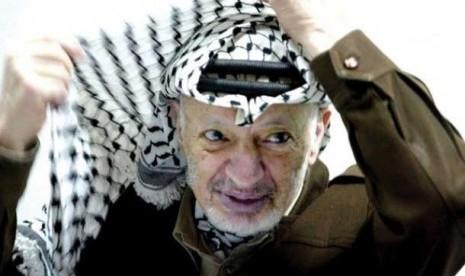 Israel Bunuh Arafat dengan Zat Mematikan Polonium