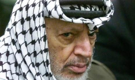 Mendiang Yasser Arafat