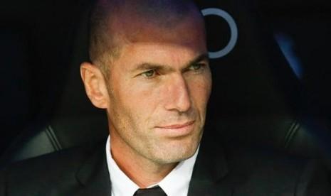 Zidane Incar Kursi Pelatih Timnas Prancis