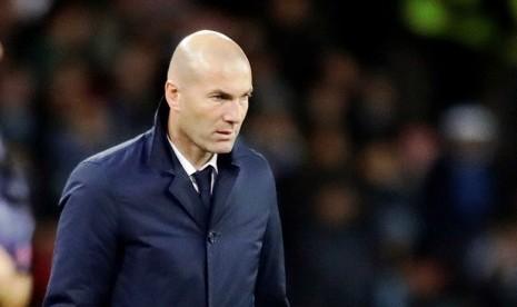 Zidane Sebut Madrid Harusnya Lebih Bertahan Saat Skor Imbang