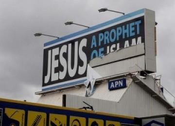 Tak Rela Isa Dibilang Nabi dalam Islam, Uskup Australia Minta Iklan Billboard Dicabut