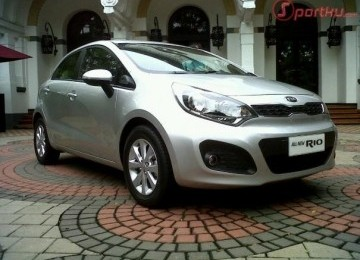 KIA All New Rio Sudah Mendarat di Indonesia