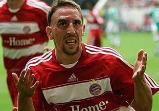 Franck Ribery: Islam Sumber Kekuatan Saya