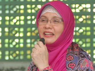 Irene Handono: Menyaksikan