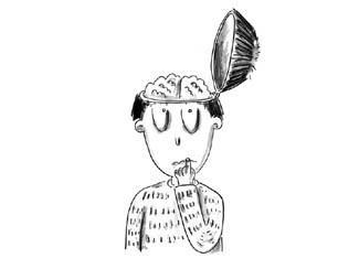 Otak Anak Berbakat Beda Ukuran