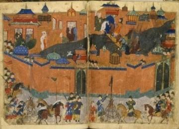 Ambruknya 'Sang Adidaya' Dinasti Abbasiyah