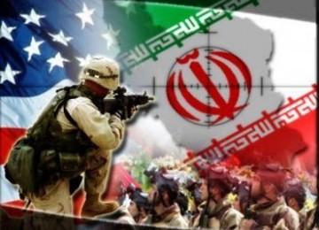 AS: Kami Siap Perang Hari ini, Iran!