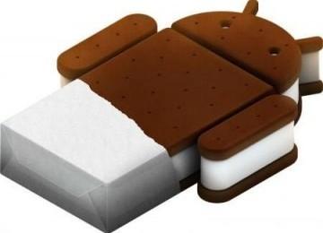 Google Wajibkan Holo Standar untuk Ice Cream Sandwich