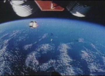 Subhanallah, Pesawat NASA AS, Asapnya Membentuk Lafadz Allah SWT