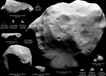 Prediksi 2040, Bumi Dihantam Asteroid Sebesar 140 Meter