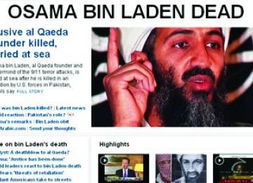 Bagaimana AS Menemukan Osama di Pakistan