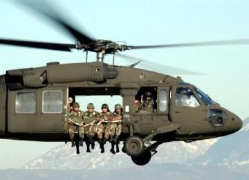 Inilah Mengapa SEAL Meledakkan Helikopter Mereka