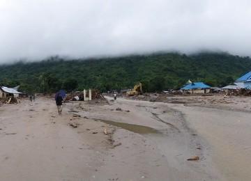Kisah Relawan Bencana Wasior: Presiden Datang, Segalanya Disiapkan