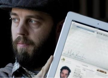 Pria Kanada Sukses Menyeberang ke AS dengan iPad, Kok Bisa?