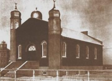 Kisah Masjid Tertua di Kanada yang Mirip Gereja