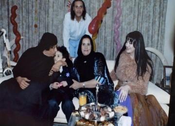 Qaddafi Terbunuh, Dimana Anak Istrinya?