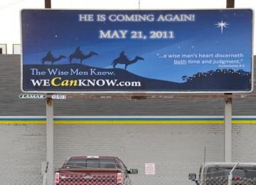 Yesus Diklaim Akan Datang 21 Mei 2011