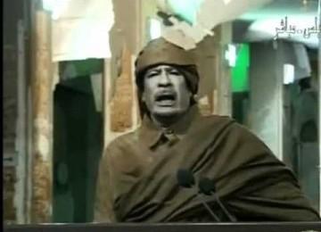 PemberontaK: Kota Kelahiran Qadafi Direbut