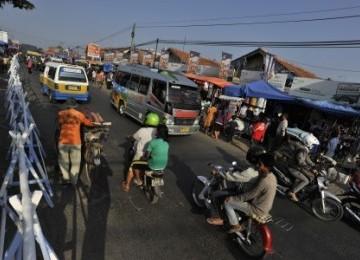 Pemudik Bisa Gunakan Jalur Alternatif Menuju Cirebon