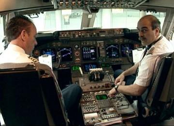 Pilot Garuda Mogok, Menteri BUMN Terima Laporan Penerbangan Garuda Lancar