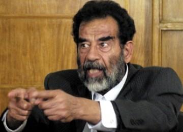 'Hati-hati dengan Amerika dalam Sekejap Bisa Jadi Musuh,' Tulis Saddam Hussein kepada Raja Saudi