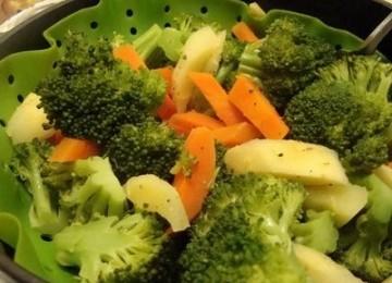 Sayur Kukus Lebih Sehat...Begini Cara Mengolahnya